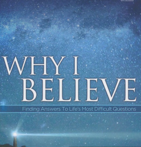 Why I Believe Sermon Graphic